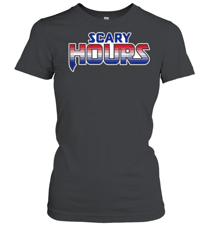 Scary hours shirt Classic Women's T-shirt