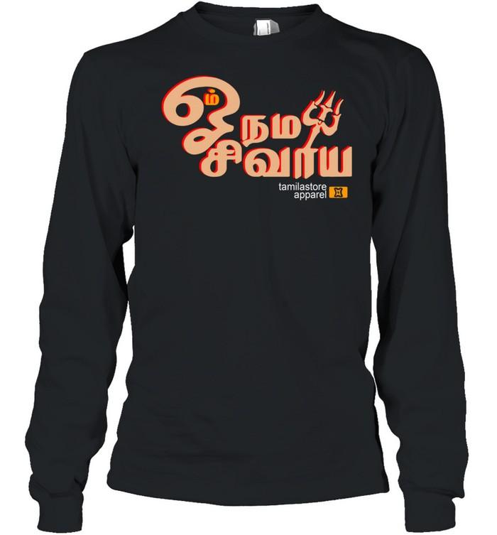 Tamilastore Apparel shirt Long Sleeved T-shirt
