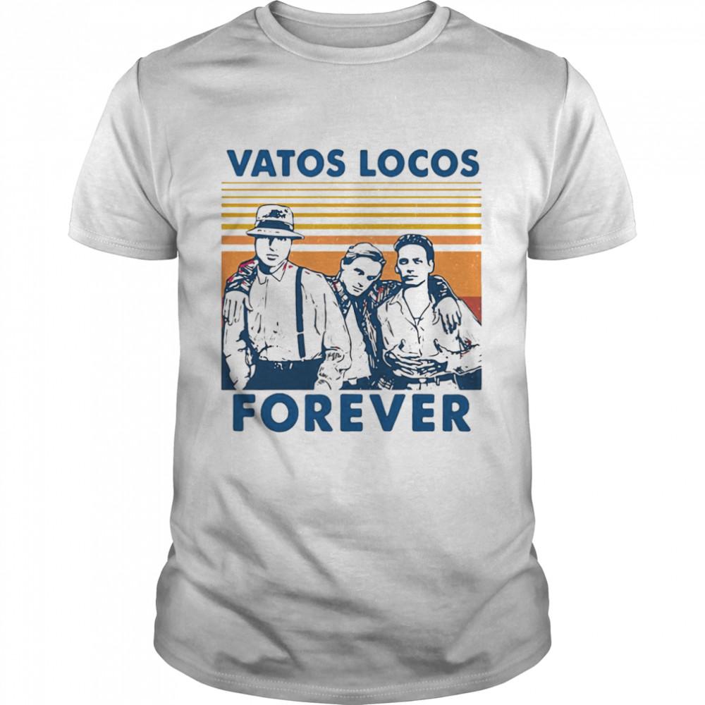 Vatos Locos Forever Vintage T-shirt