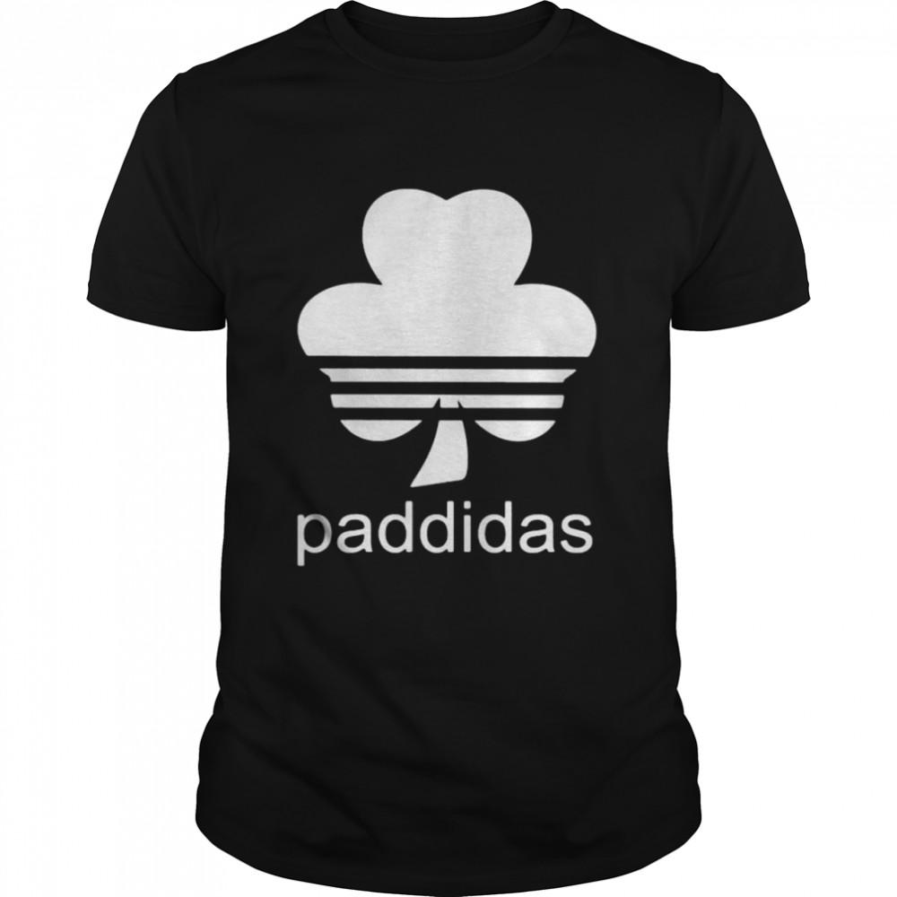 Adidas Logo St Patrick Day Paddidas Shirt