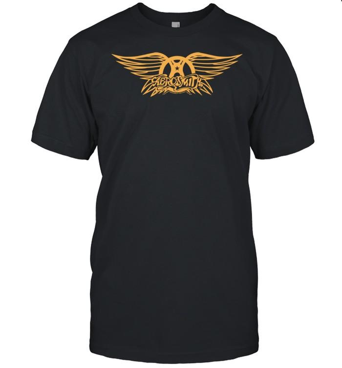 Aerosmith Feather Shirt