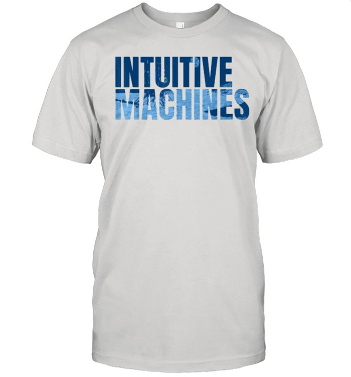 Intuitive Machines Blue Shirt