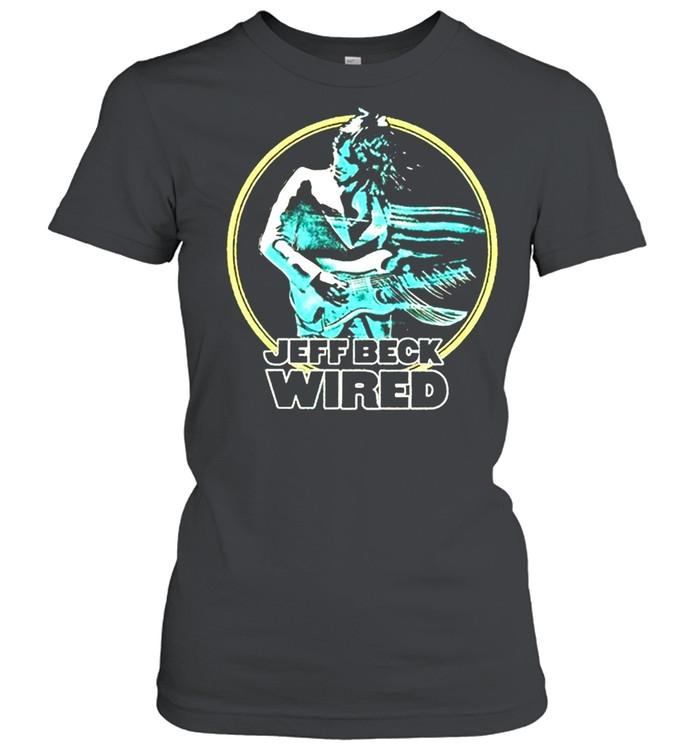 Jeff Beck wired shirt Classic Women's T-shirt