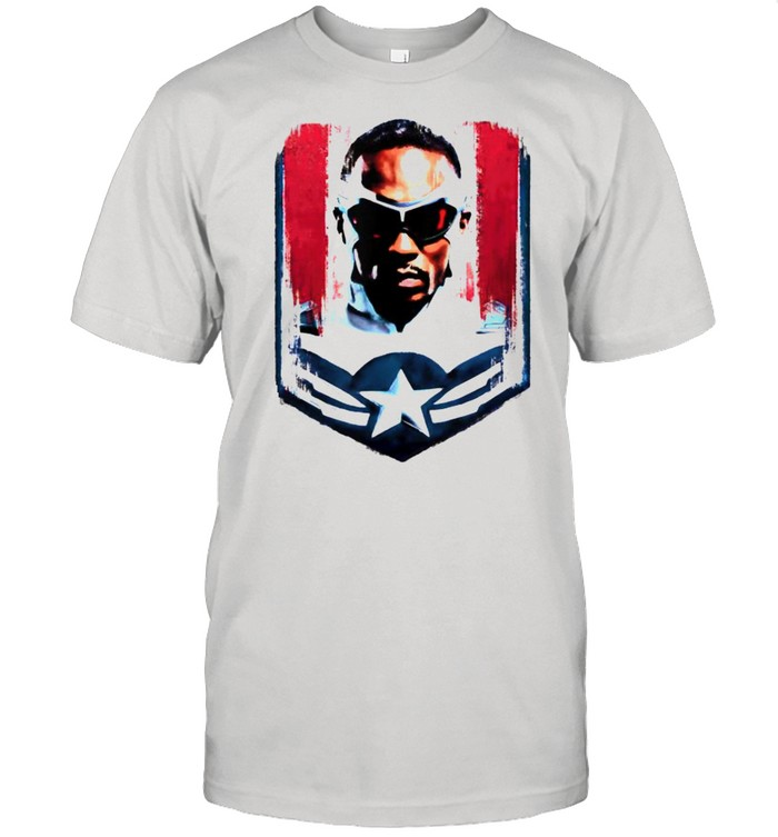 Marvel The Falcon and the Winter Soldier Sam Captain America Shirt