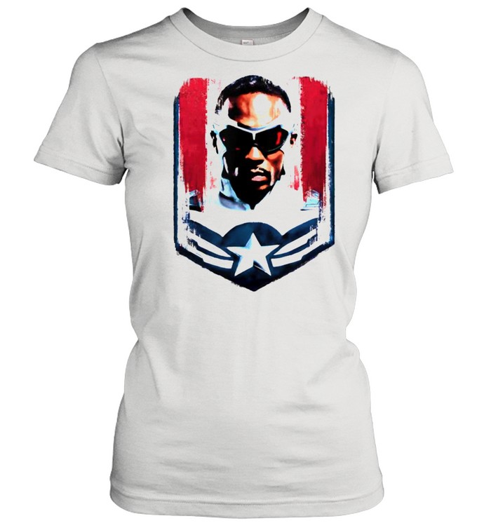 Marvel The Falcon and the Winter Soldier Sam Captain America  Classic Women's T-shirt