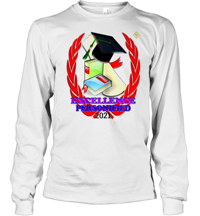 2021 GRADUATE  Long Sleeved T-shirt