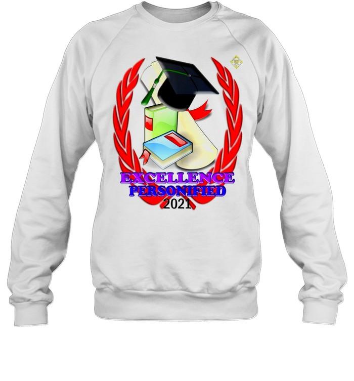 2021 GRADUATE  Unisex Sweatshirt