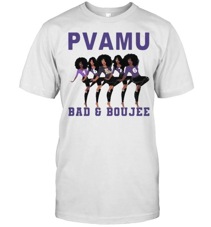 Pvamu Bad And Boujee Shirt