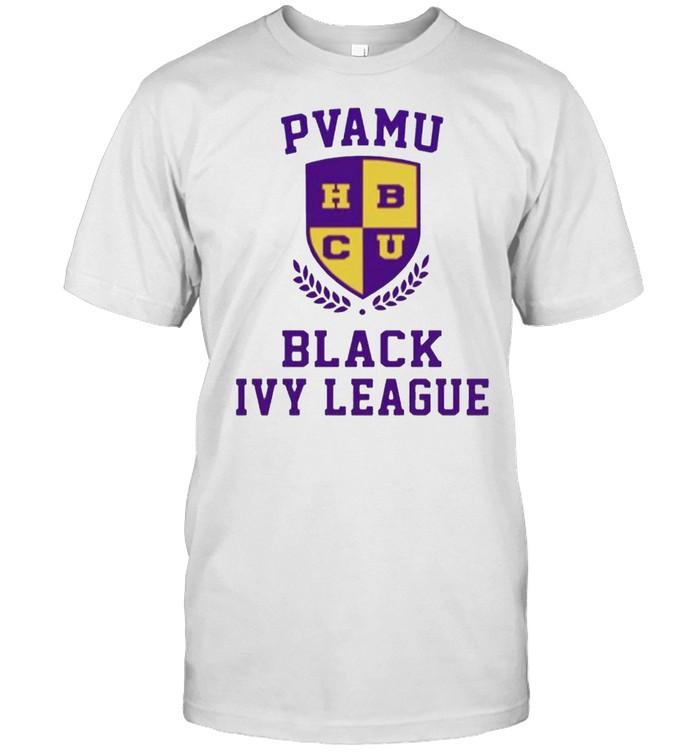Pvamu black IVY league shirt