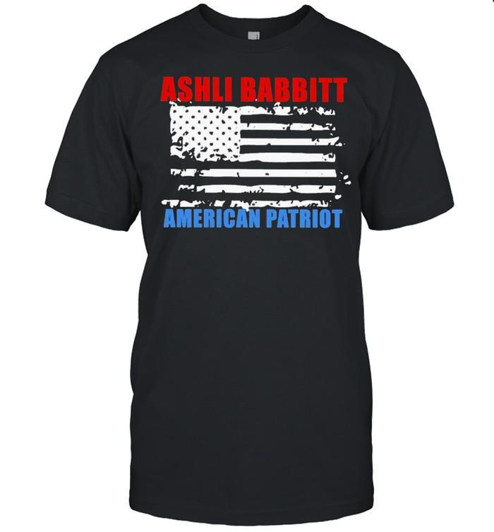 Ashli Babbitt American Patriot shirt