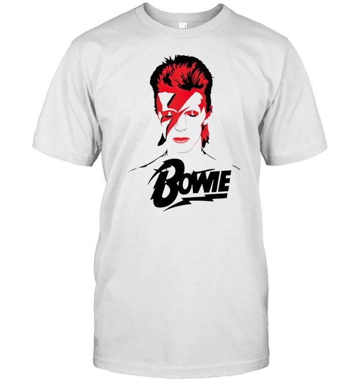 David Bowie Aladdin Sane shirt