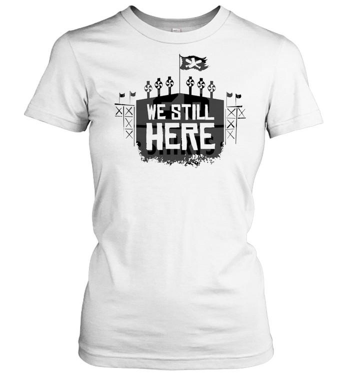 Chicago we still here shirt Classic Women's T-shirt