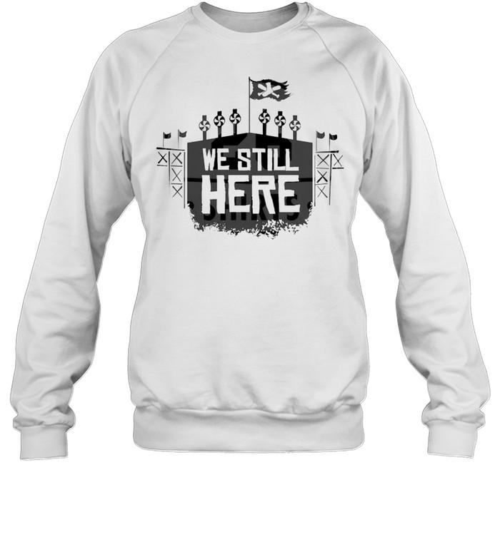 Chicago we still here shirt Unisex Sweatshirt