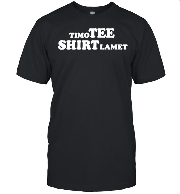 Timotee Shirtlamet shirt