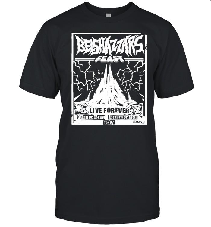 Belshazzars feast frankturner belshazzars feast shirt