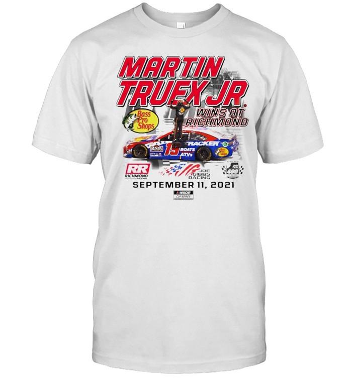 Martin Truex Jr. wins at richmond shirt