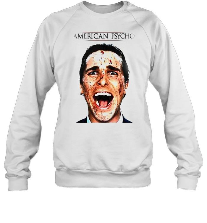 Patrick Bateman American Psycho movie shirt Unisex Sweatshirt