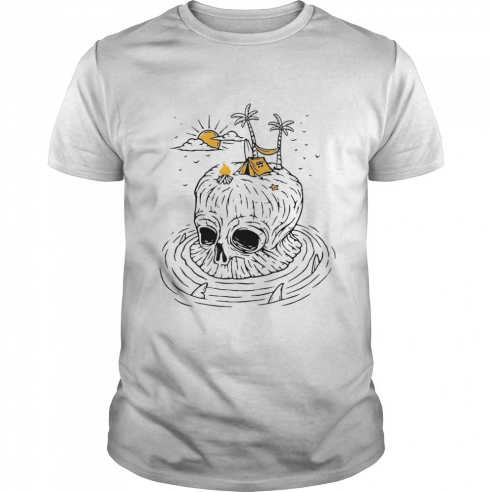 Skull Island Summer Holiday T-shirt