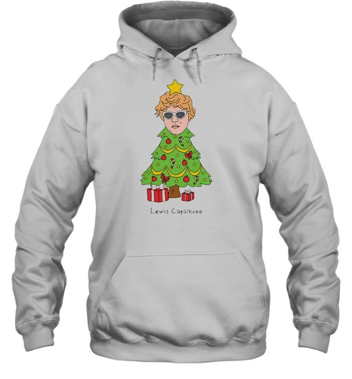 Lewis Capaltree Christmas shirt Unisex Hoodie