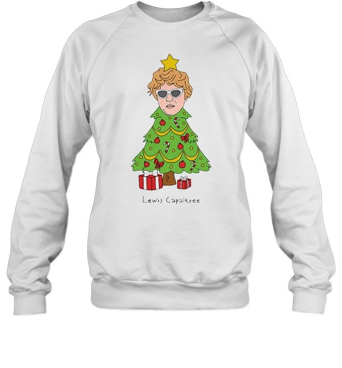 Lewis Capaltree Christmas shirt Unisex Sweatshirt