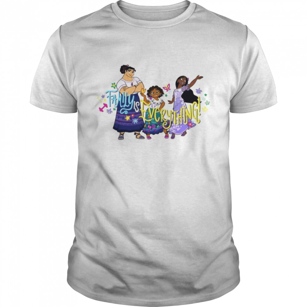Disney Encanto Group Dance Family Is Everything Shirt