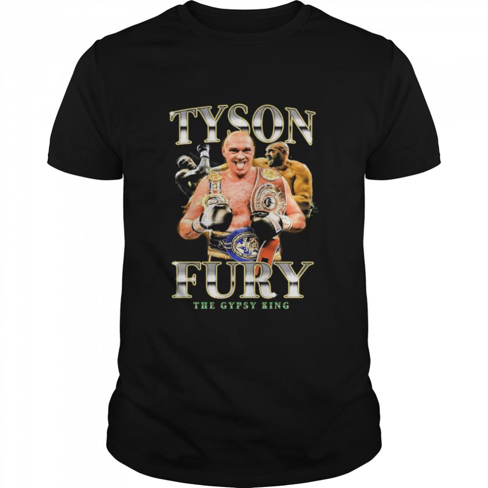 Tyson fury the gypsy king shirt