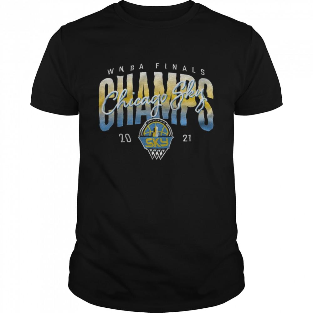 WNBA Finals Chicago Sky Champs 2021 Champions shirt